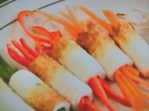 もこみち流 カラフルちくわの天ぷら