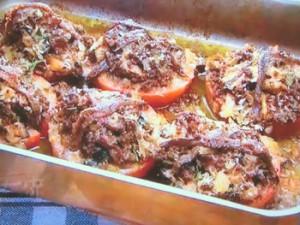 もこみち流 牛ひき肉とトマトのオーブン焼き
