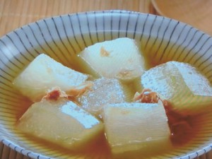 冬瓜の含め煮