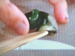 サザエのつぼ焼き&サザエと大和芋のつぼ焼き