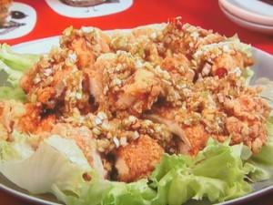 油淋鶏(ユーリンヂィ)