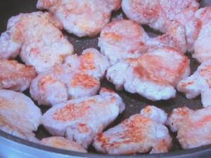 豚肉のトウチ煮