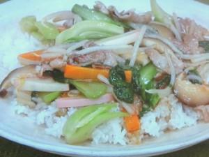 中華 丼 人気