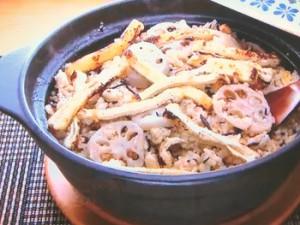 もこみち流 ひじきと大豆の玄米炊き込みごはん