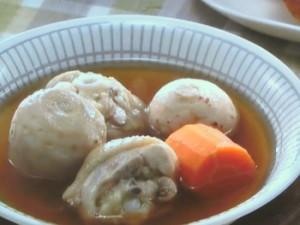 里芋のシチュー