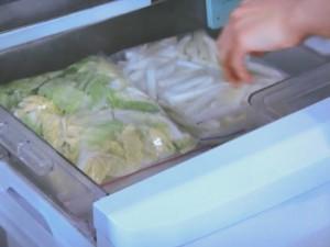 白菜のあえ物