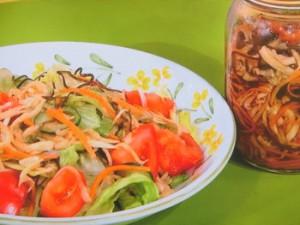 食べるドレッシング