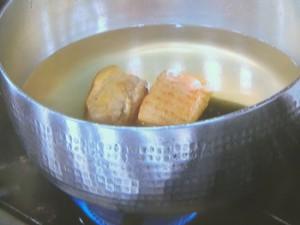 大根と塩豚の酒煮