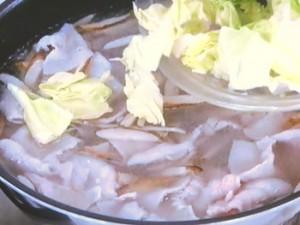 豚肉と春野菜のみそマヨあえ