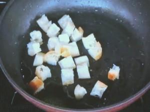 春野菜のシーザーサラダ