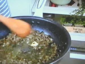 もこみち流 カジキマグロのグリル〜ブラックオリーブソース