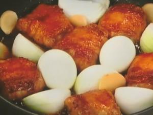 薄切り肉で豚の角煮