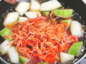 冬瓜のさっぱり煮