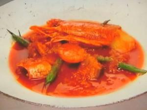 もこみち流 エビとトマトのスープカレー