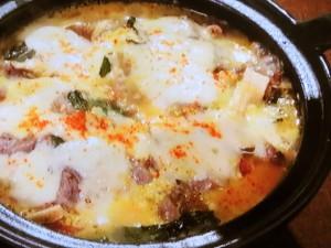 たっぷり野菜のみそチーズ蒸し