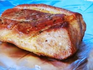 甘辛じょうゆのローストポーク丼
