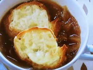 簡単!オニオングラタンスープ