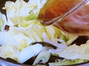 白菜と豚肉の中華うま煮