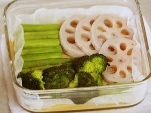 野菜のみそ漬け