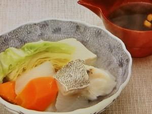 鱈の水炊き
