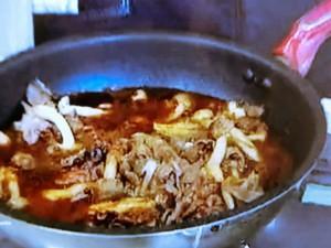 もこみち流 牛肉の麻婆豆腐