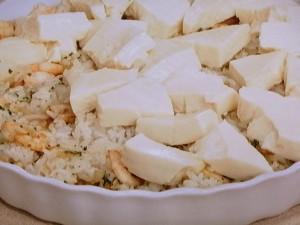 豆腐のクリームドリア