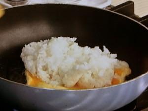 レタスチャーハン丼
