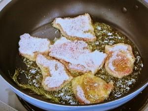 豚のカツレツトマト煮込み丼