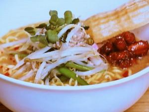 ピーナツタンタン麺