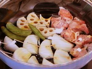 たっぷり野菜の彩りソテー