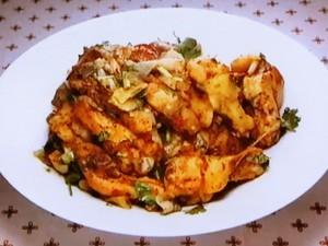 もこみち流 メキシコ風 鶏肉のオーブン焼き