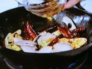 豚肉とねぎの回鍋肉(ホイコーロー)