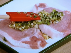 豚肉の香味テンジャン焼き