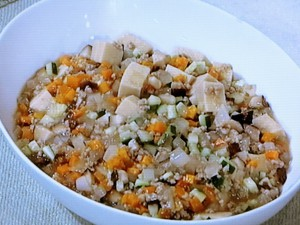 高野豆腐の中国風うま煮