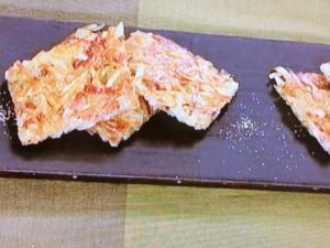 さつま芋のチーズ焼き