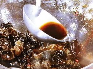 かぼちゃと豚肉の豆鼓(トーチ)蒸し