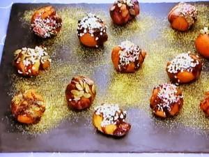 もこみち流 かぼちゃのドロップドーナツ