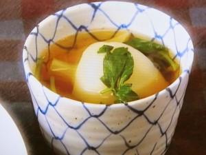 カブのあっさりスープ