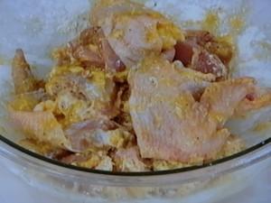 ピリ辛から揚げチキン