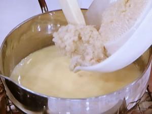れんこんと豆乳のドリンク