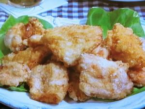 鶏胸肉のから揚げ
