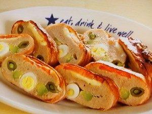 きょうの料理【ランチョンミートの彩り夏野菜炒め …