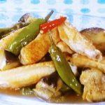 鶏肉と夏野菜の南蛮漬け