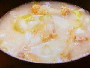 参鶏湯(サムゲタン)風おかゆ
