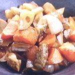 ゴロゴロ野菜の揚げ漬け