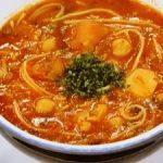 鶏肉のモロッコ風スープ