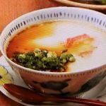 魚の茶碗蒸し