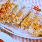 プリップリ牡蠣餃子