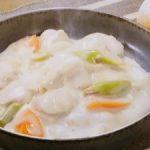 鶏むね肉と春野菜の煮込み