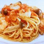 冷凍トマトスパゲッティ